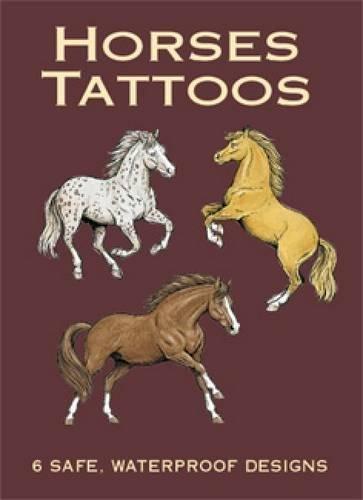 Horses Tattoos (Dover Tattoos) PDF