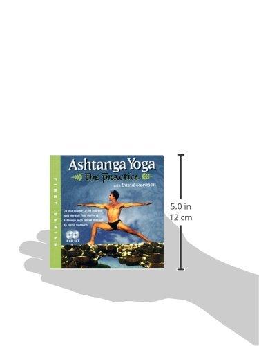Ashtanga Yoga: the Practice, First Series, CD by Ashtanga Yoga Productions