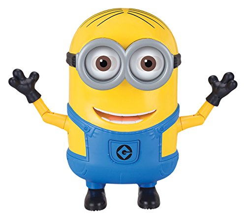 Despicable Me Dancing Dave Action -