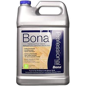 Bona Hardwood Floor Cleaner Refill, 128 oz, Multi
