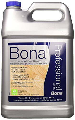 Bona Hardwood Floor Cleaner Refill, 128 oz
