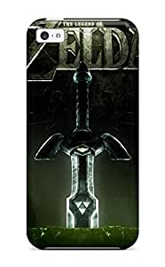 Protection Case For Iphone 5c / Case Cover For Iphone(the Legend Of Zelda)