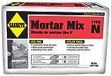 SAKRETE OF NORTH AMERICA 65304270 Sakrete Mortar Mix, 80 lb