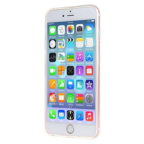 """Pour iphone 6 6S, Leathlux Marbre Motif Souple Doux TPU Coque Silicone Étui de Protection Bumper Mince Gel Cover Case pour Apple iPhone 6 6s 4.7"""""""
