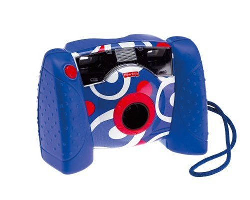 Fisher Price Kid Tough Digital Camera - Blue ()