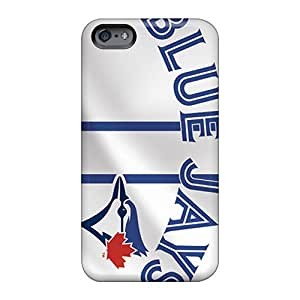Apple Iphone 6 BKB7737XFGo Support Personal Customs Attractive Toronto Blue Jays Pattern Protective Hard Cell-phone cases for Christmas and New Year -top10cases