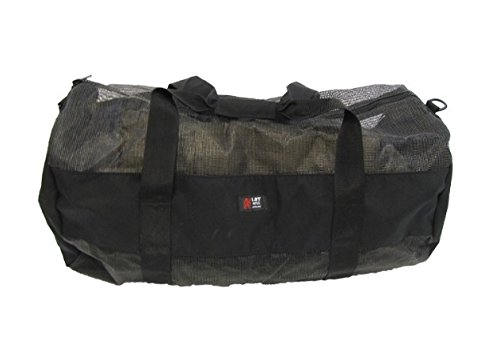 London Bridge Trading Company Mesh Dive Bag, Black by London Bridge Trading