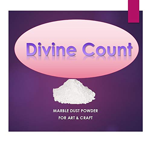 Divine Count Marble Powder(dust) 1kg | Pure White (B078X7TQZP) Amazon Price History, Amazon Price Tracker