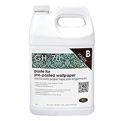 Golden Harvest 207809 GH-70 1 gal Pre-Pasted Wallpaper Activator