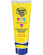 Banana Boat Kids Tear Free Sunscreen Lotion, Broad Spectrum, SPF 60, 240mL