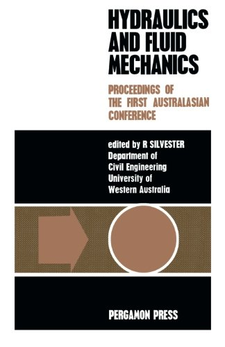 Hydraulics and Fluid Mechanics: Proceedings of the First Australasian Conference Held at the University of Western Australia, 6th to 13th December 1962 pdf epub