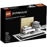LEGO Architecture 21004 - Solomon R. Guggenheim Museum
