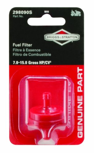Briggs & Stratton Fuel Filter 150 Micron 5018K Briggs Gas Engine