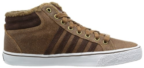 Espresso Hi Braun Cowboy MID Swiss Brown LA K Sneakers White VNZ ADCOURT Top Men's P PaOTn0Hx