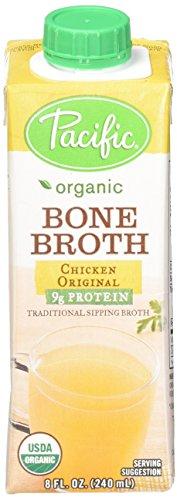 Pacific Foods Organic Bone Broth Original Chicken, 8 oz