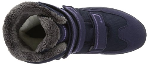 Lowa Milo Gtx Hi, Zapatos de High Rise Senderismo Unisex Niños Azul (navy/lila)