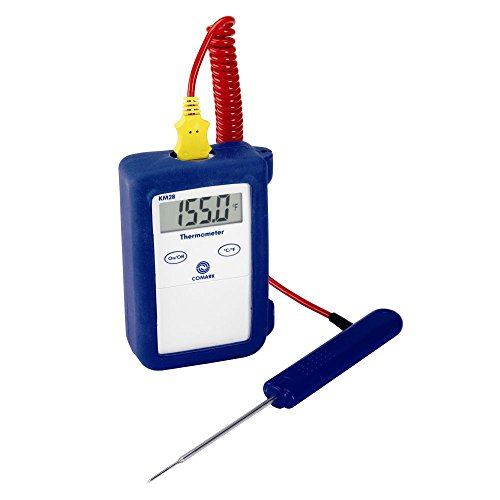 Thermometer Food Kit (Comark KM28KIT Food Thermometer - Kit)