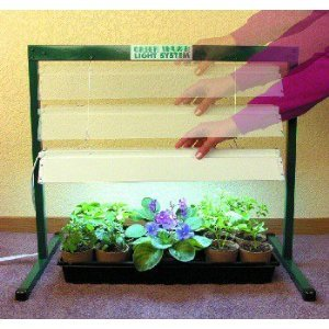 Bonsaiboy Jump Start Grow Light System 4 FT High Output T5 by Bonsai Boy