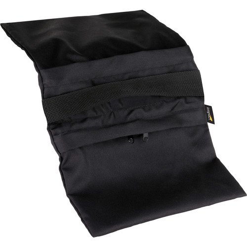 Impact Empty Saddle Sandbag - 18 lb (Black Cordura)(6 Pack) by Impact