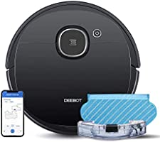 Save 10% on Ecovacs robotic vacuum cleaner
