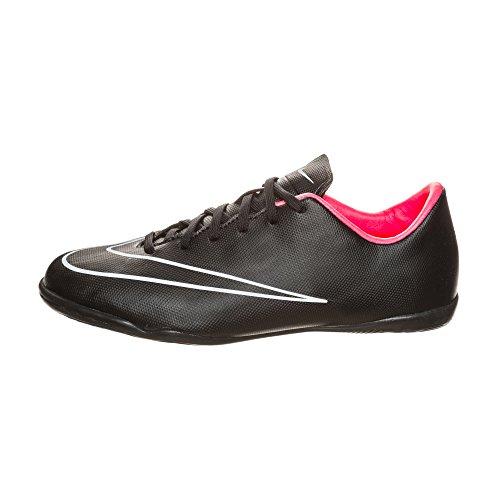 Nike Kinder Fußballschuhe DARK BASE GREY/RED VIOLET/BLAC
