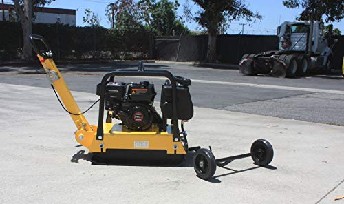 """9TRADING Walk Behind 26"""" Vibratory Dirt Plate Compactor for sale  Delivered anywhere in USA"""