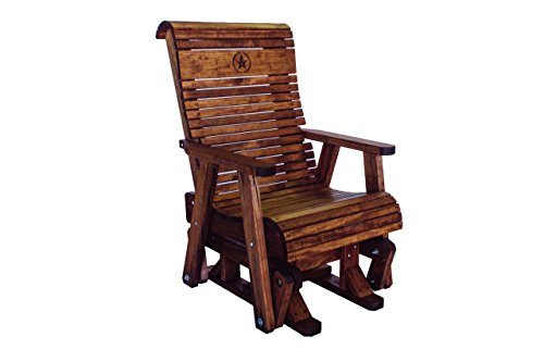 Baby Relax Harlow Wingback Nursery Room Rocker With Nail