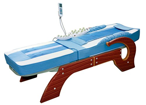 FIR-FAR-Infrared-Jade-Roller-Therapy-Massage-Table-Bed-Blue