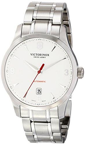 Victorinox Men's 241667 Alliance 40mm Silver Watch