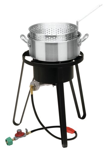 Bayou classic b135 sportsman 39 s choice fish cooker turkey for Bayou classic fish fryer