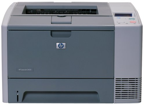 HP LaserJet 2420 Monochrome Printer by HP