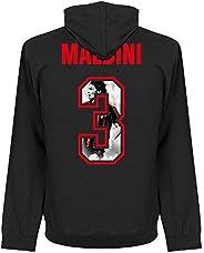 Retake Milan Maldini 3 Gallery Team Hoodie - Black