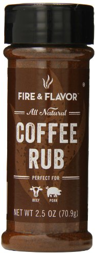 Fire & Flavor Coffee Rub, 2.5 ()