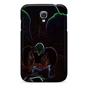 Case Cover Mystique Orchid/ Fashionable Case For Galaxy S4