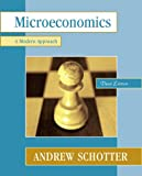img - for Microeconomics: A Modern Approach (3rd Edition) (Addison-Wesley Series in Economics) book / textbook / text book