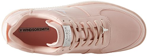 sherbet Racerr Sneaker Donna Smith Windsor Rosa Satin xpYqHSS5w