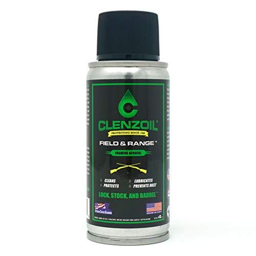 Clenzoil Fied & Range Foaming Aerosol