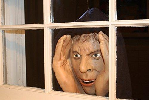 Scary Peeper Deluxe-Vinyl Halloween Prank