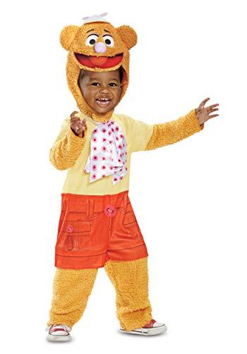 Disney Fozzie Muppet Babies Baby Boys' Costume