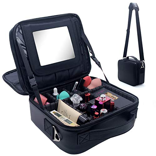 Relavel Cosmetic Organizer Portable Toiletry