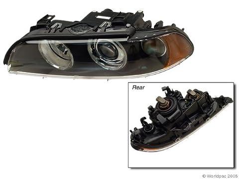 HELLA H11053031 BMW 5 Series E39 Driver Side Headlight Assembly - Hella Xenon Headlights