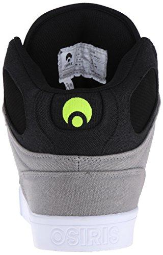 Osiris Männer NYC 83 Vulkanisierte Skate Schuh Grau / Limette