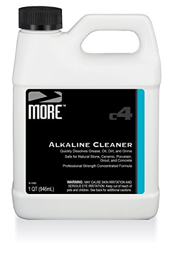 - MORE  Alkaline Cleaner (Quart / 32 oz.)