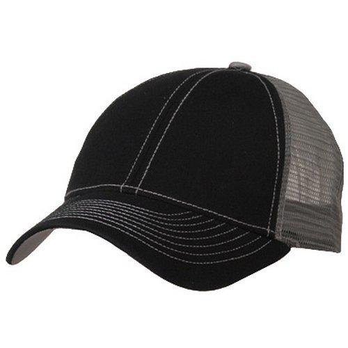 Grey Black Hat - 3