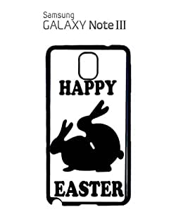 chen-shop design Happy Easter Rabbit Sex Mobile Cell Phone Case Samsung Note 3 Black high quality