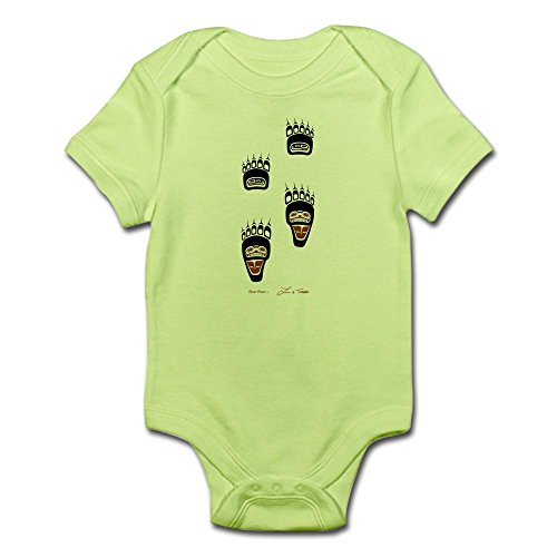 CafePress Bear Paws Infant Bodysuit Cute Infant Bodysuit for sale  Delivered anywhere in USA