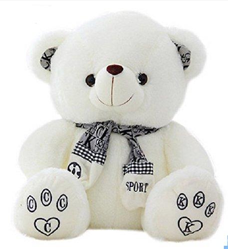 Lan Na Siam® Riesen Schal Schal Schal Teddy San Valentino 45 cm 114088