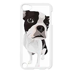 Best Quality [LILYALEX PHONE CASE] Pet Dogs FOR Ipod Touch 5 CASE-2