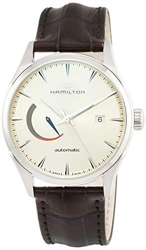 Hamilton Jazzmaster Power Reserve Automatic Mens Watch H32635521