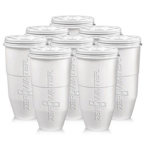 Zero Water Replacement Filters 5 Stage Dual Ion Exchange Filters (8 Pack) New __#pricebreak-deals by ZeroWater